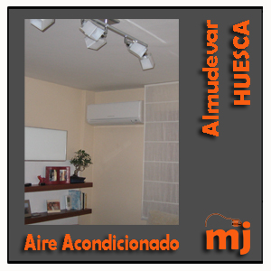 Aire acondicionado Huesca