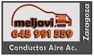 Conductos aire acondicionado en Zaragoza