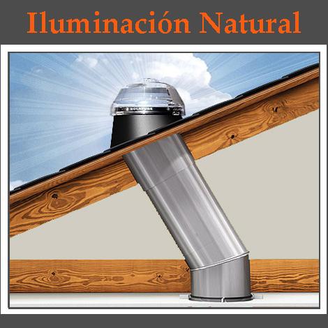 Sistemas de iluminaci n natural meljavi 645 991 559 - Sistemas de iluminacion interior ...